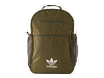 711ad69bc1 ADIDAS ESSENTIAL TREFOIL BACKPACK OLIVE CARGO
